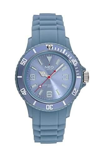 NEO watch Armbanduhr NICE-1 pigeon blue unisex - N1-012