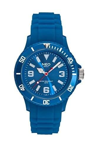 NEO watch Armbanduhr NICE-1 blue unisex - N1-013