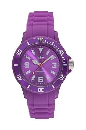 NEO watch Armbanduhr NICE-1 purple unisex - N1-014