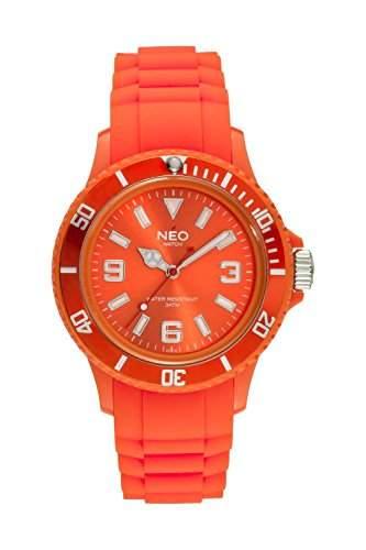 NEO watch Armbanduhr NICE-1 orange unisex - N1-020