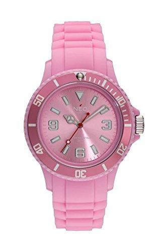 NEO watch Armbanduhr NICE 1 light pink unisex N1 018