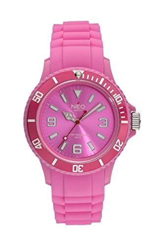 NEO watch Armbanduhr NICE 1 pink unisex N1 016