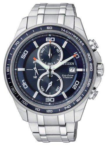 ORIGINAL CITIZEN Uhren SUPER -TITAN Herren - CA0345-51L