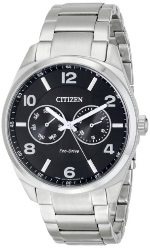 Citizen Herren Armbanduhr AO9020 84E