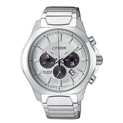 Citizen CA4320 51A Super Titanium Chrono Herren Uhr
