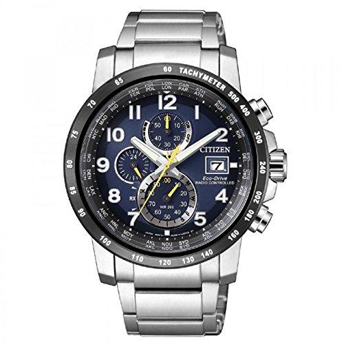 Citizen Uhr Chronograph Herren H800 Sport at8124 91L