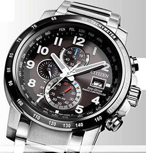 Citizen Uhr Chronograph Herren H800 Sport at8124 83E