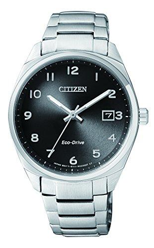 Citizen Damen Armbanduhr Analog Quarz Edelstahl EO1170 51E