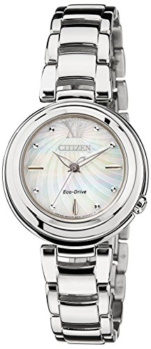 Citizen XS Citizen L Analog Quarz Edelstahl EM0331 52D