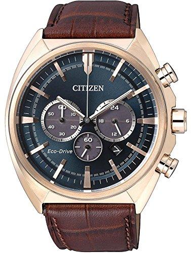 Chrono Solaruhr Citizen Eco Drive Elegant Armbanduhr CA4283 04L