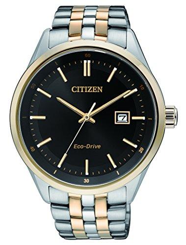 Citizen Analog Quarz Edelstahl BM7256 50E