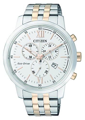 Citizen Chronograph Quarz Edelstahl AT2305 81A