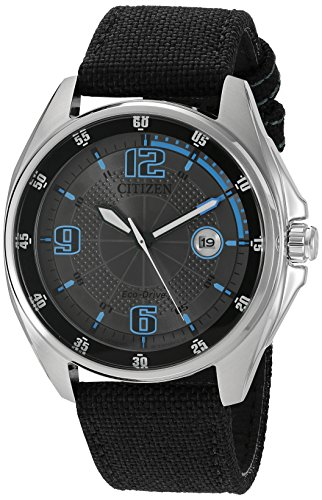 Citizen Herren Armbanduhr Drive Quarz Edelstahl casual Modell aw1510 03H