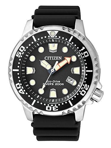 Citizen XL Promaster Marine Analog Quarz Plastik BN0150 10E