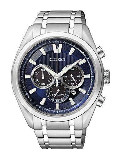 Citizen XL Super Titanium Chronograph Quarz Titan CA4010 58L