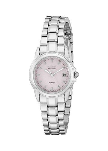 Citizen Ladies Eco Drive Bracelet Watch EW1620 57X