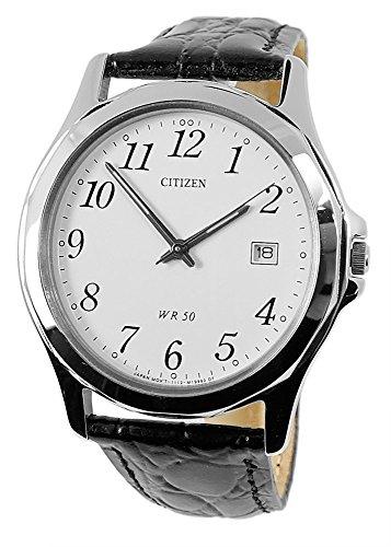 analog klassisch Citizen Armbanduhr BI0740 Uhren Variante N 1