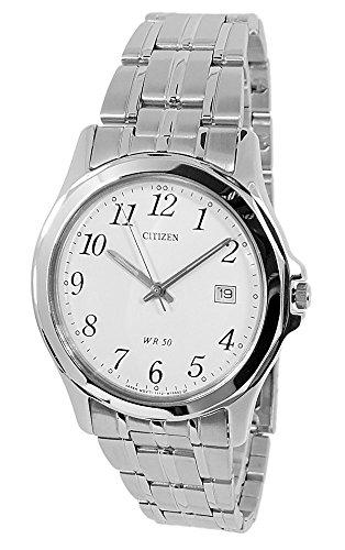 analog klassisch Citizen Armbanduhr BI0740 Uhren Variante N 2