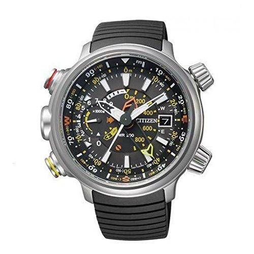 Uhr Watch Citizen Promaster Altichron ECO DRIVE Ref BN4021 02E
