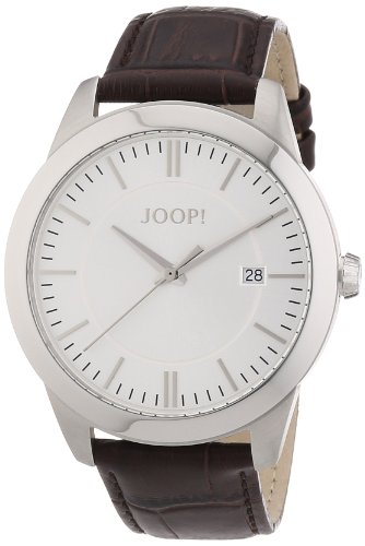 Joop XL Element Gents Analog Quarz Leder JP101061F03