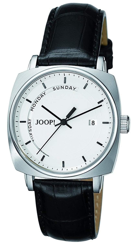 Joop! Herren-Armbanduhr XL Retro Chronograph Quarz Leder JP100521F02