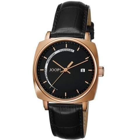 Joop Herren-Armbanduhr Quarz Leder JP100521F03