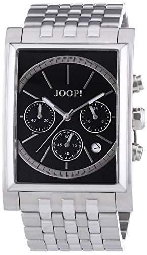Joop Herren-Armbanduhr XL Chronograph Quarz Edelstahl JP101381F06