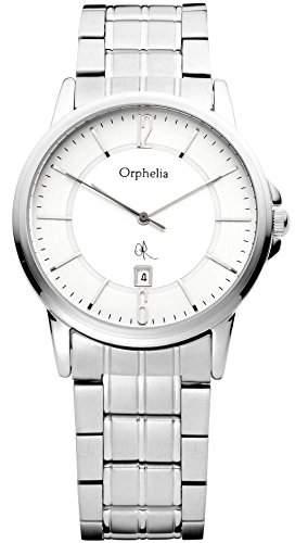 Orphelia Herren-Armbanduhr XL Analog Edelstahl 132-7708-88