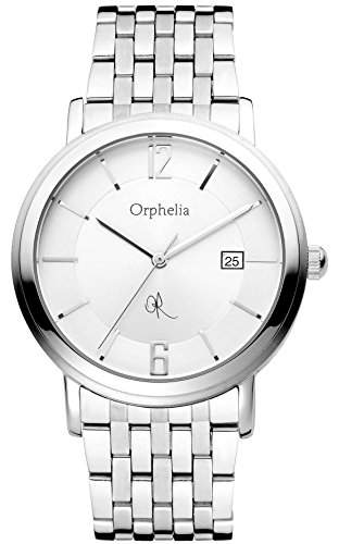 Orphelia Herren-Armbanduhr XL Analog Edelstahl 132-7709-88