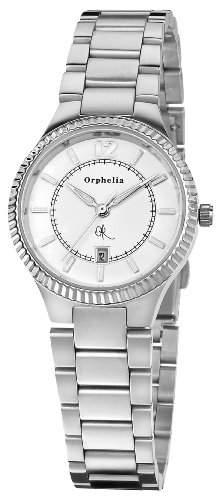Orphelia Damen-Armbanduhr XS Analog Quarz Edelstahl OR22270188
