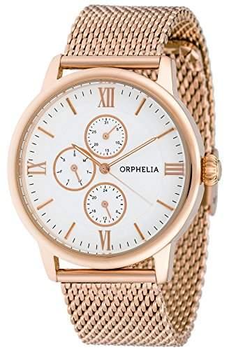 Orphelia Herren-Armbanduhr Analog Quarz Edelstahl OR22970717
