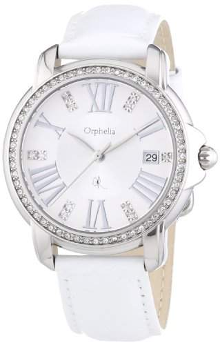 Orphelia Damen-Armbanduhr Analog Quarz Leder OR32170911