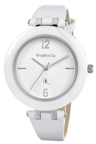 Orphelia Damen-Armbanduhr Analog Quarz Leder OR53170911