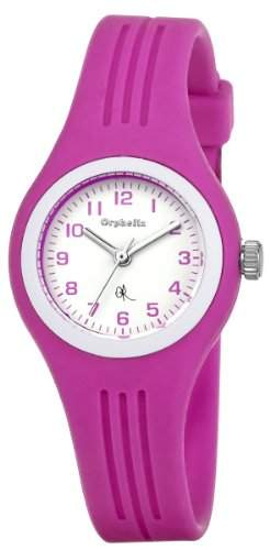 Orphelia Unisex-Armbanduhr Analog Quarz Plastik OR53171417