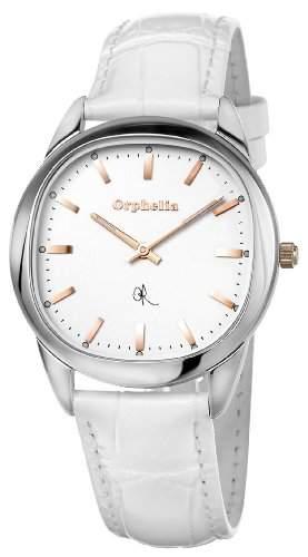 Orphelia Damen-Armbanduhr Analog Quarz Leder OR53172181