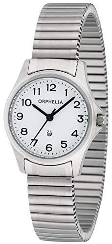 Orphelia Damen-Armbanduhr Analog Quarz Edelstahl OR53271518