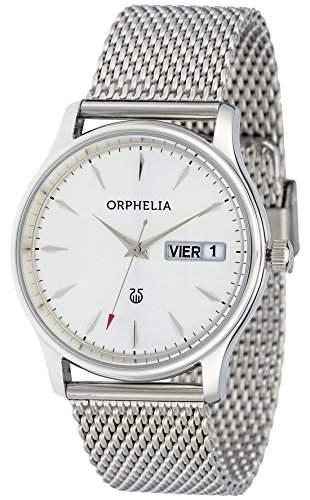 Orphelia Herren-Armbanduhr Analog Quarz Edelstahl OR53771288