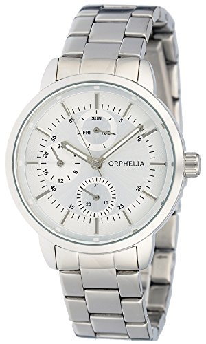 Orphelia Supersmart Analog Quarz Edelstahl 122 2710 88
