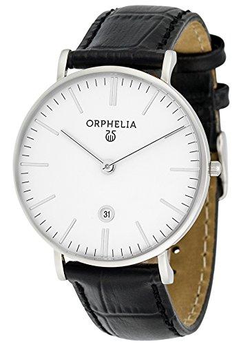 Orphelia Herren Armbanduhr Analog Quarz Leder 61506