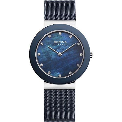 Bering Damen Armbanduhr 11435 387
