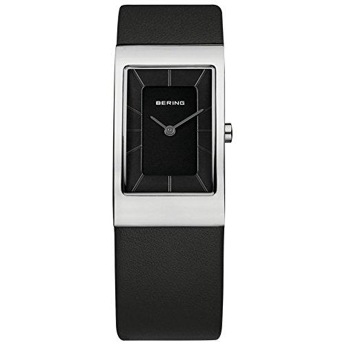 BERING Classic Damenuhr schwarz silber 10222 402 S