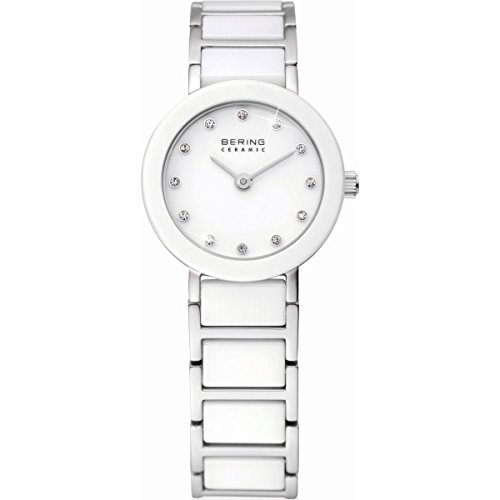 Bering Time XS Ceramic Analog Quarz verschiedene Materialien 11422 754