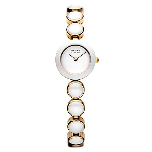 Bering Time XS Ceramic Analog Quarz verschiedene Materialien 33220 751