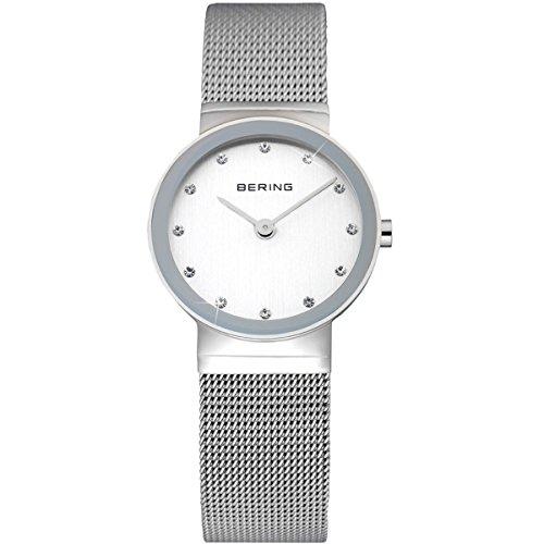 Bering Time XS Classic Analog Quarz Edelstahl 10122 000