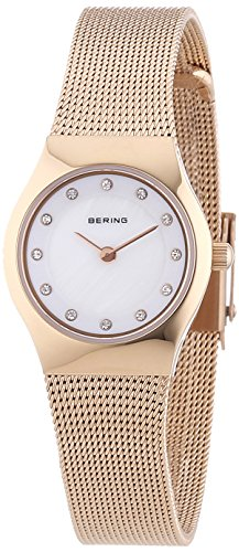 Bering Time XS Classic Analog Quarz Edelstahl 11923 366