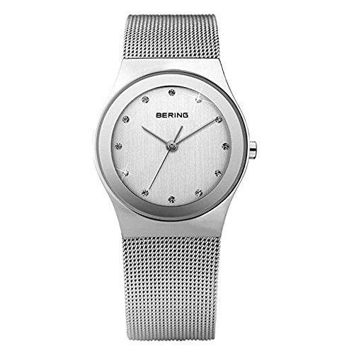 Bering Time XS Classic Analog Quarz Edelstahl 12927 000