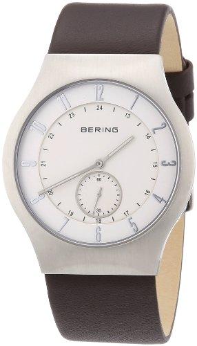 Bering Time XL Radio Controlled Analog Leder 51940 570