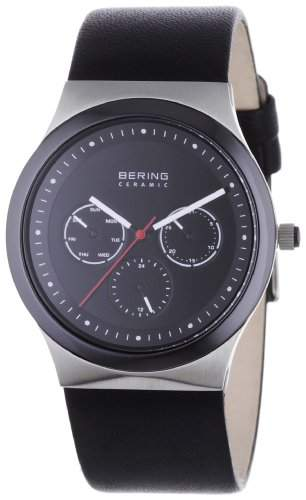 BERING Time Herren-Armbanduhr Slim Ceramic 32139-402
