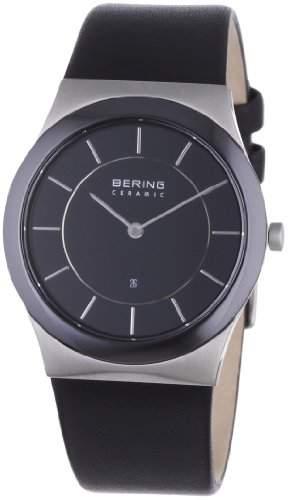 BERING Time Herren-Armbanduhr Slim Ceramic 32235-442