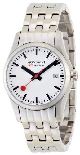 Mondaine Damen-Uhr Quarz Analog A6293034116SBM